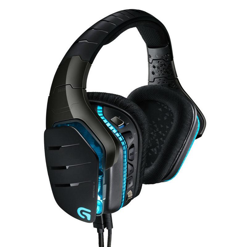 Logitech G633 Artemis Spectrum Gaming Surround Sound 7.1