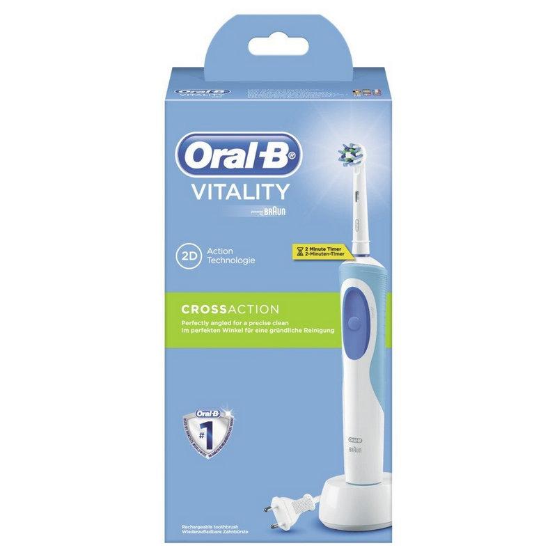 Oral-B Vitality CrossAction Azul 0b49d07336ad