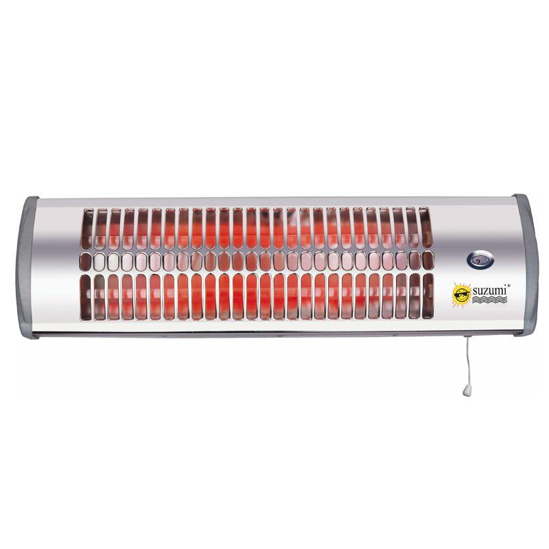 Suzumi ecb 1420 calefactor de ba o 1200w pccomponentes - Calefactores de bano ...
