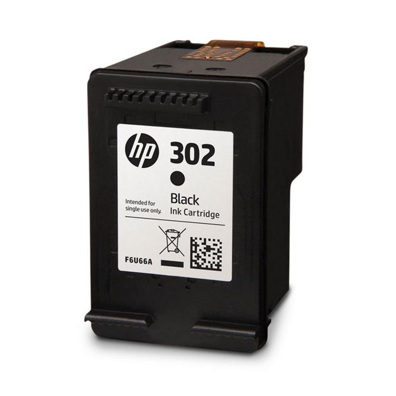 HP F6U66AE Nº 302 Negro |PcComponentes