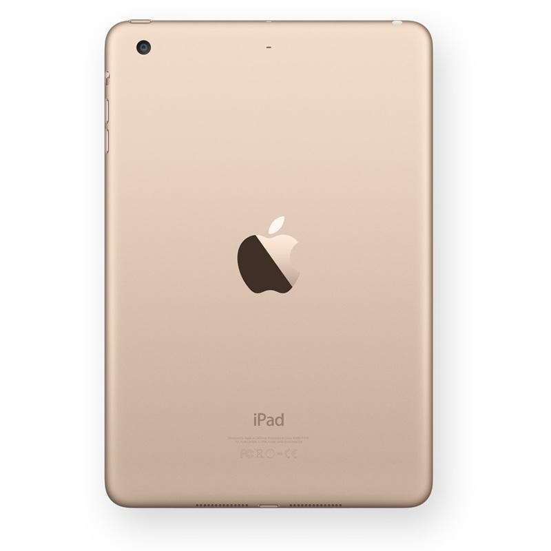 Apple iPad Mini 4 64GB Wifi Dorado  PcComponentes