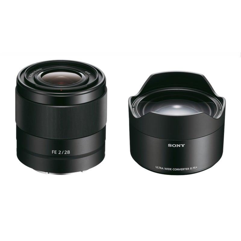 Sony FE 28MM F2 |PcComponentes