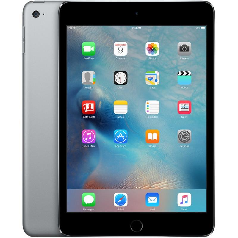 Apple iPad Mini 4 128GB 4G Gris Espacial  PcComponentes