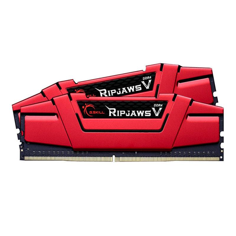 G.Skill Ripjaws V Red DDR4 2133 PC4-17000 32GB 2x16GB CL15