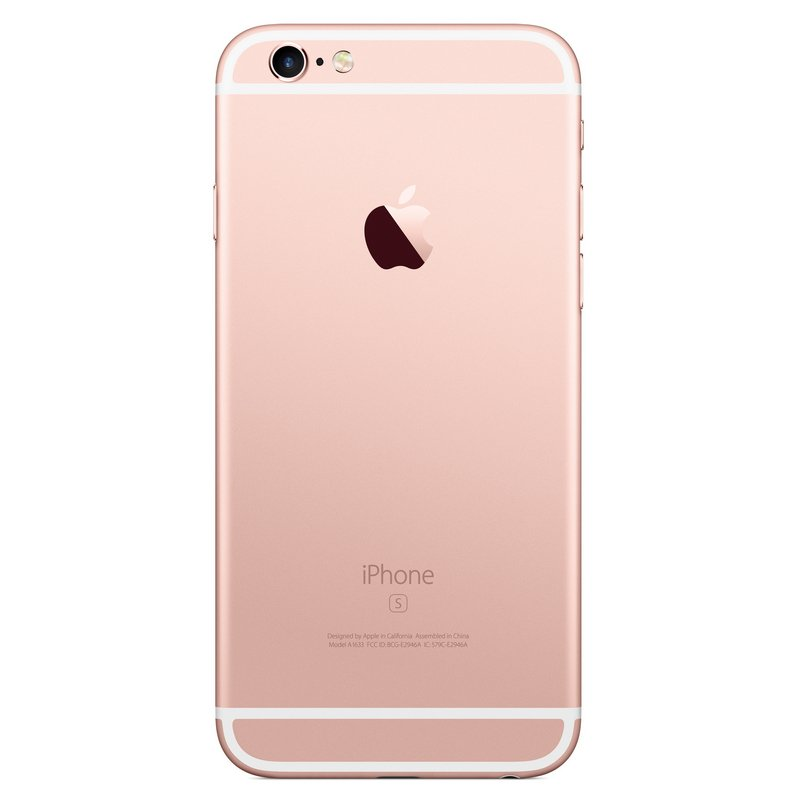 Apple Iphone 6s Plus 16gb Rosa Dorado Libre Pccomponentes