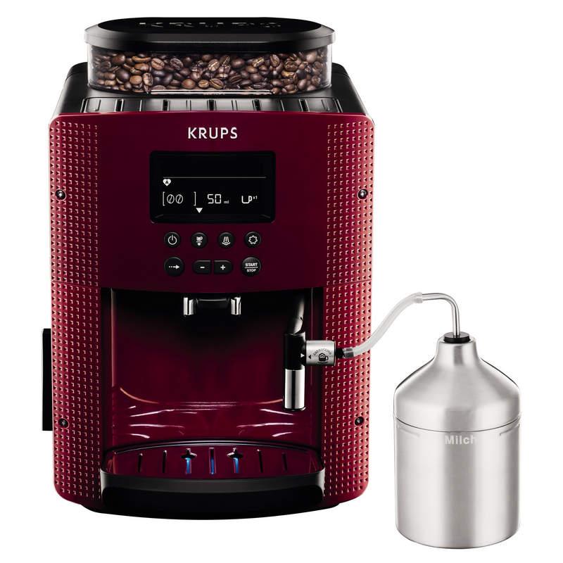 Krups Pisa Cafetera Expreso Superautomática