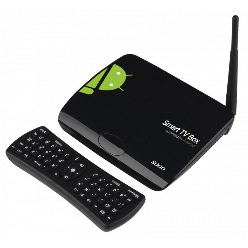 brand new details for big discount Sogo SS-4315 Smart TV Box |PcComponentes