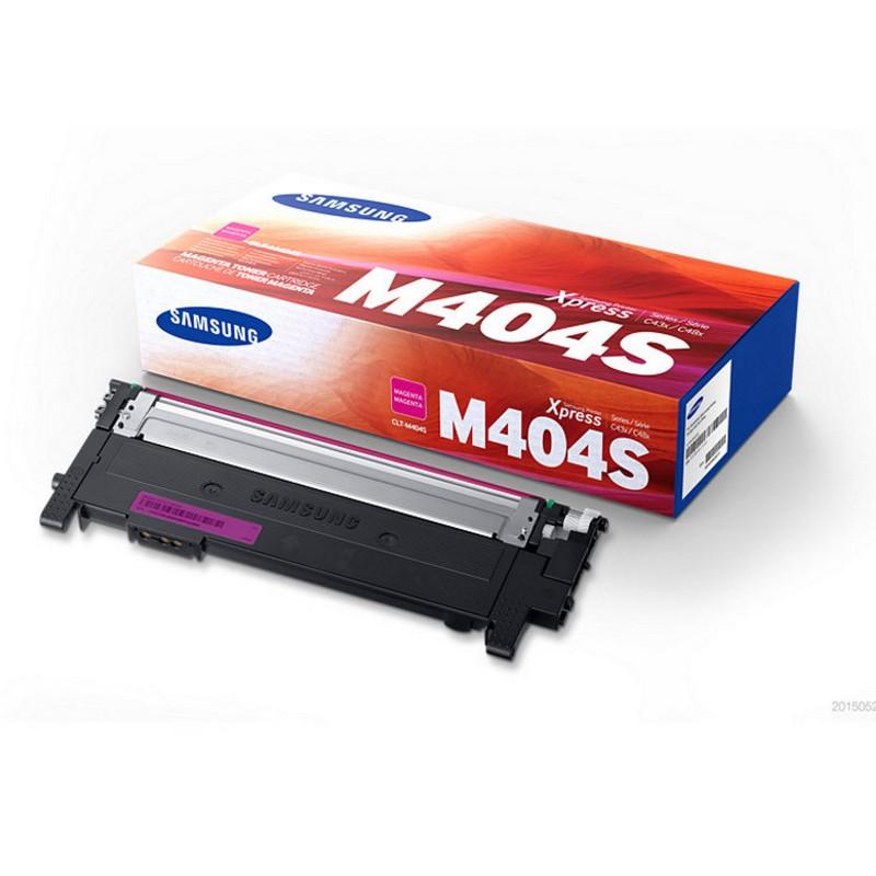 Samsung CLT-M404S Toner Magenta SL-C43X/SL-C48X