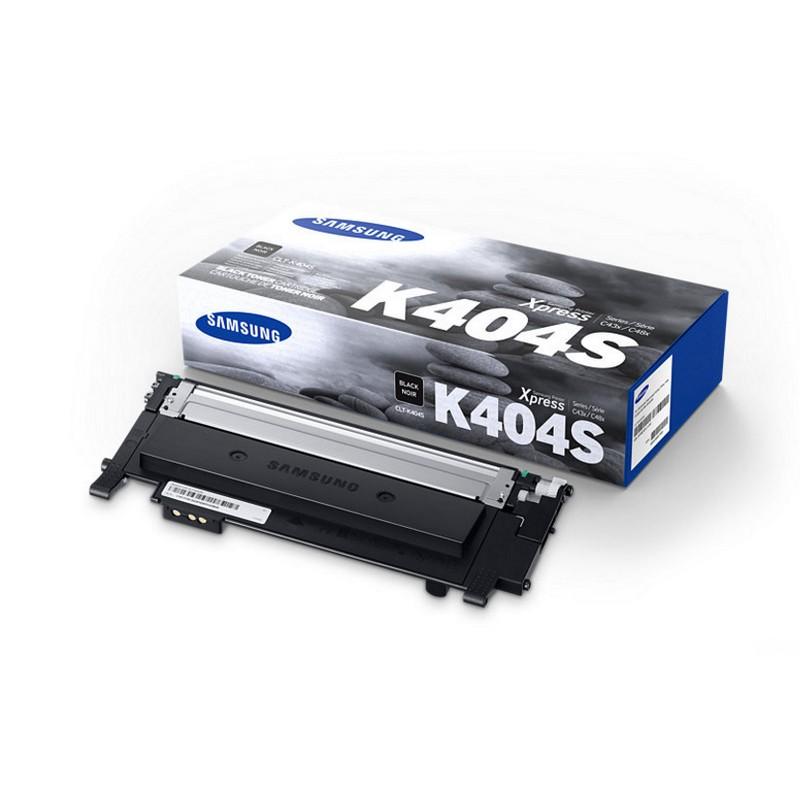 Samsung CLT-K404S Toner Negro SL-C43X/SL-C48X