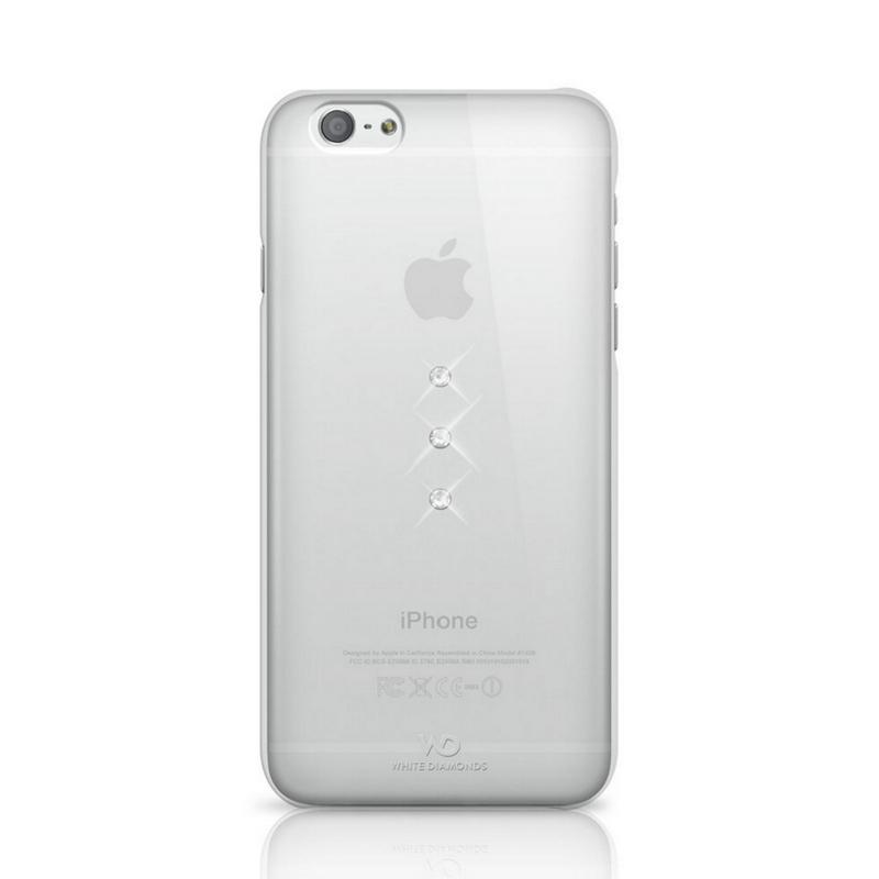 7fca097c51f White Diamonds Funda Swarovski Trinity Crystal para iPhone 6/6S ...