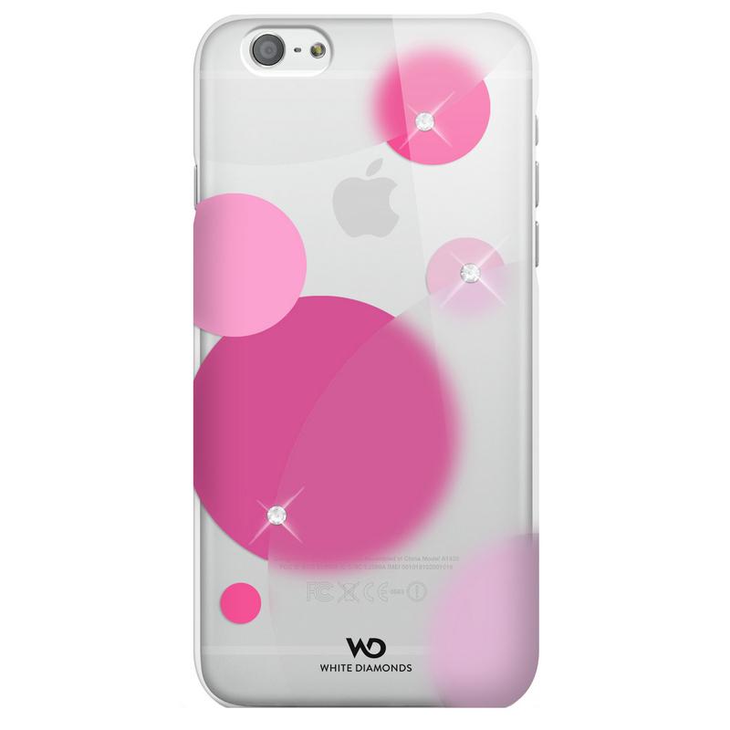 dc0ef122acc White Diamonds Funda Swarovski Candy Crystal para iPhone 6/6S ...