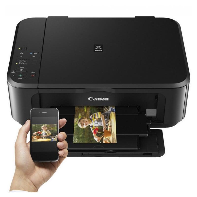 canon pixma mg3650 impresora usb wifi negra. Black Bedroom Furniture Sets. Home Design Ideas