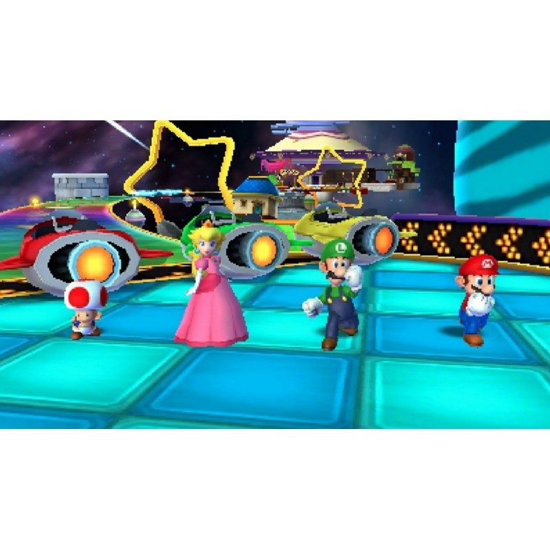 Mario Party Island Tour Review Ds