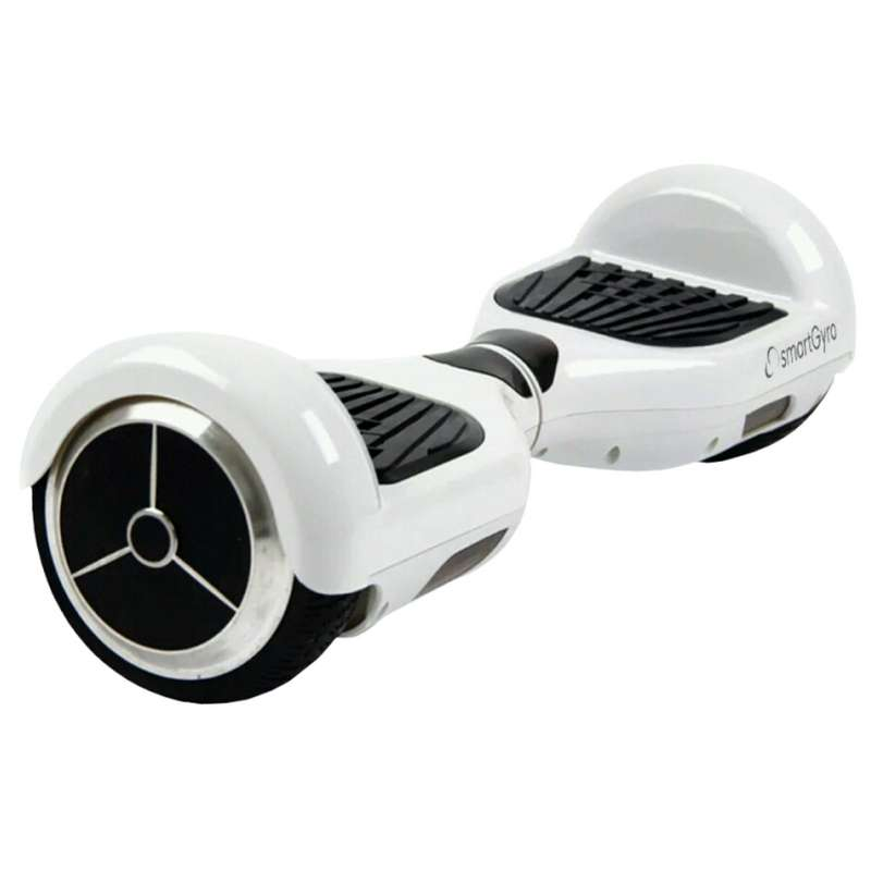 Smartgyro x1 hoverboard pat n el ctrico blanco pccomponentes - Balancin carrefour ...