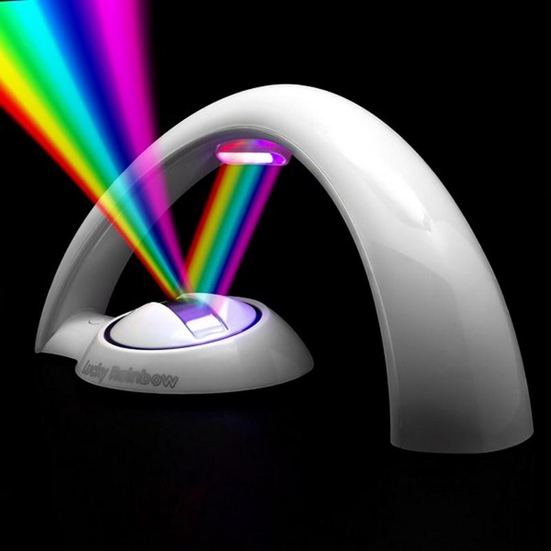 Resultado de imagen de proyector de arcoiris