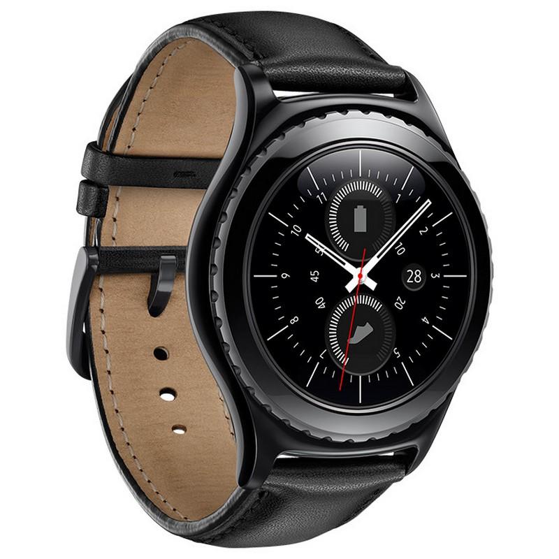 Samsung Gear S2 Classic SmartWatch Negro |PcComponentes