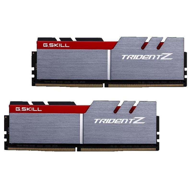 G.Skill Trident Z DDR4 3200 PC4-25600 16GB 2x8GB CL14