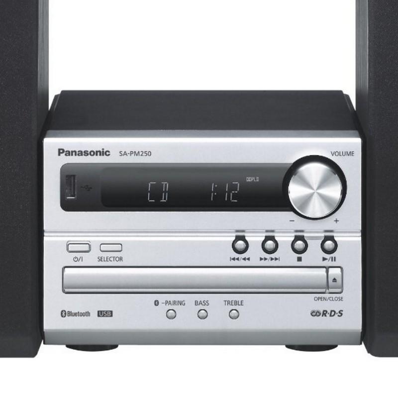Resultado de imagen de Micro 20W,Bluetooth,repr. USB,  SC-PM250EC-S