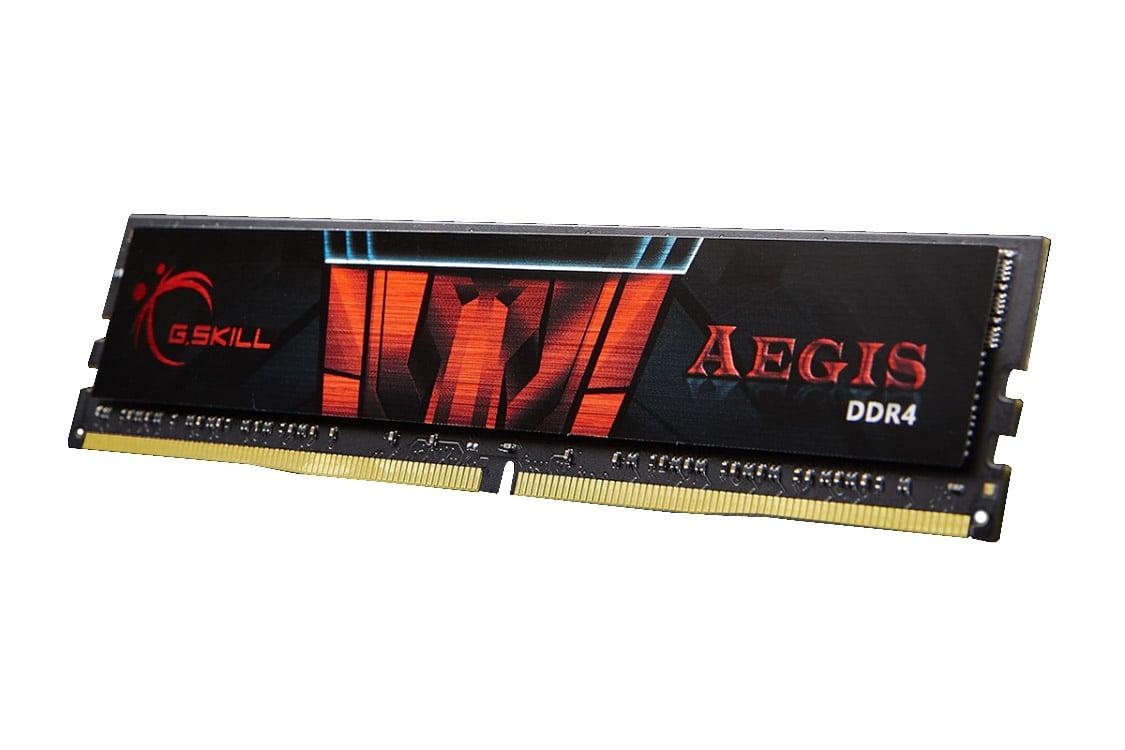 G.Skill Aegis DDR4 2400 PC4-19200 16GB CL15