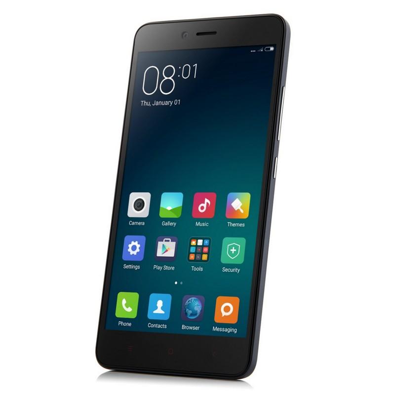 Xiaomi Redmi Note 2 Negro Libre Pccomponentes