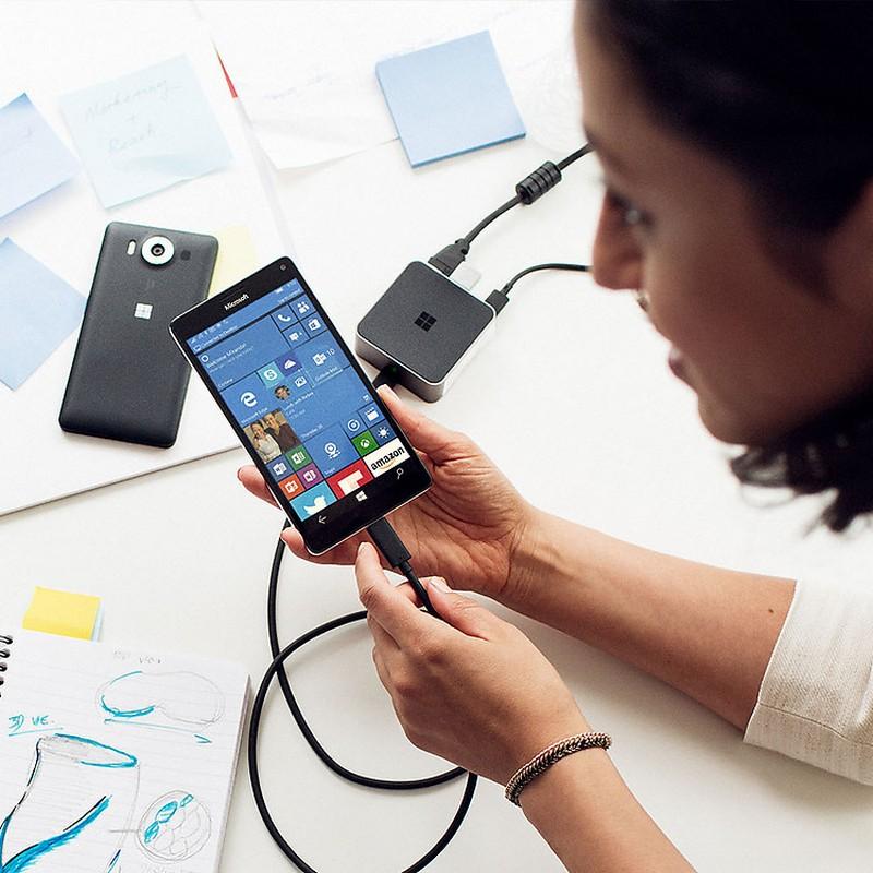 Lumia 950 Display Dock Gratis