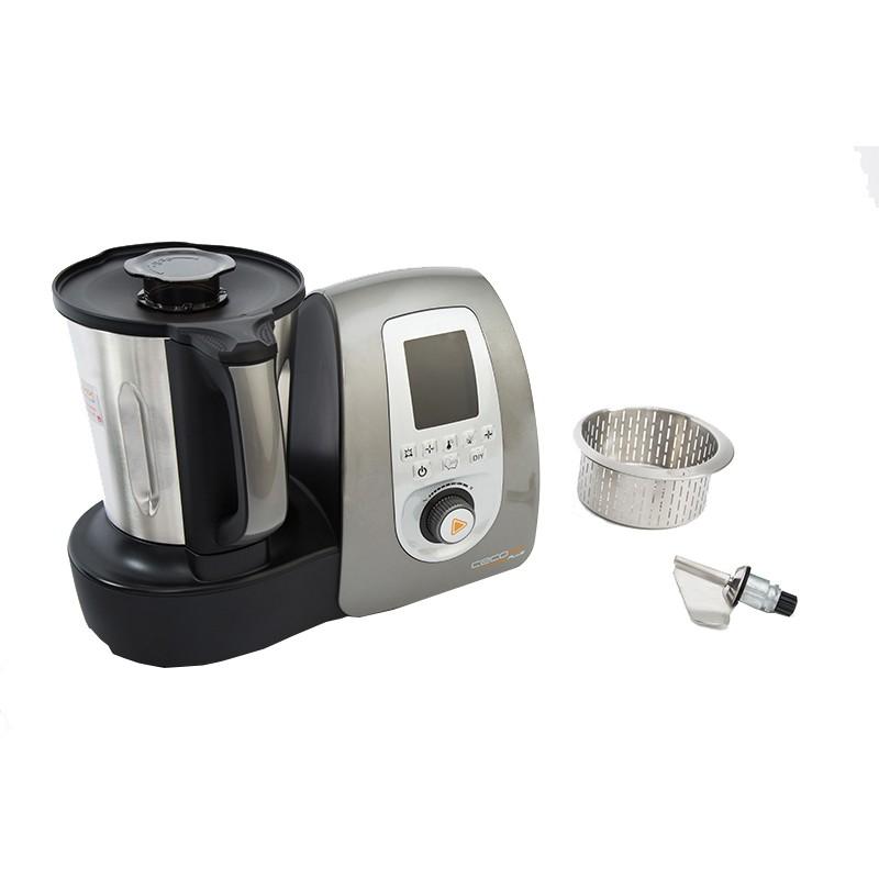 Cecotec cecomix plus robot de cocina - Cecomix opiniones ...