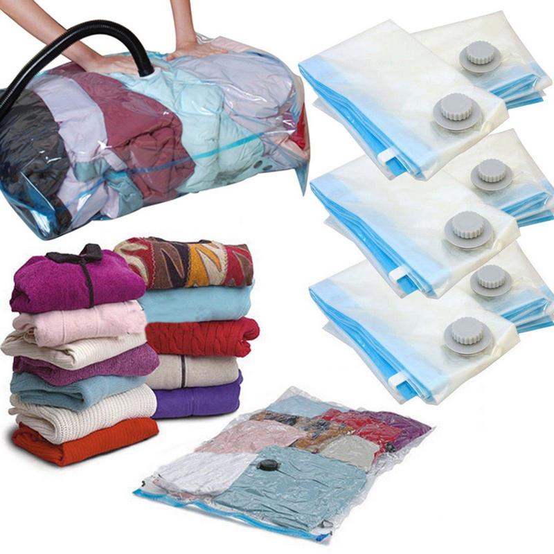 Pack bolsas guardarropa al vac o x6 pccomponentes - Bolsas para guardar ropa al vacio ikea ...