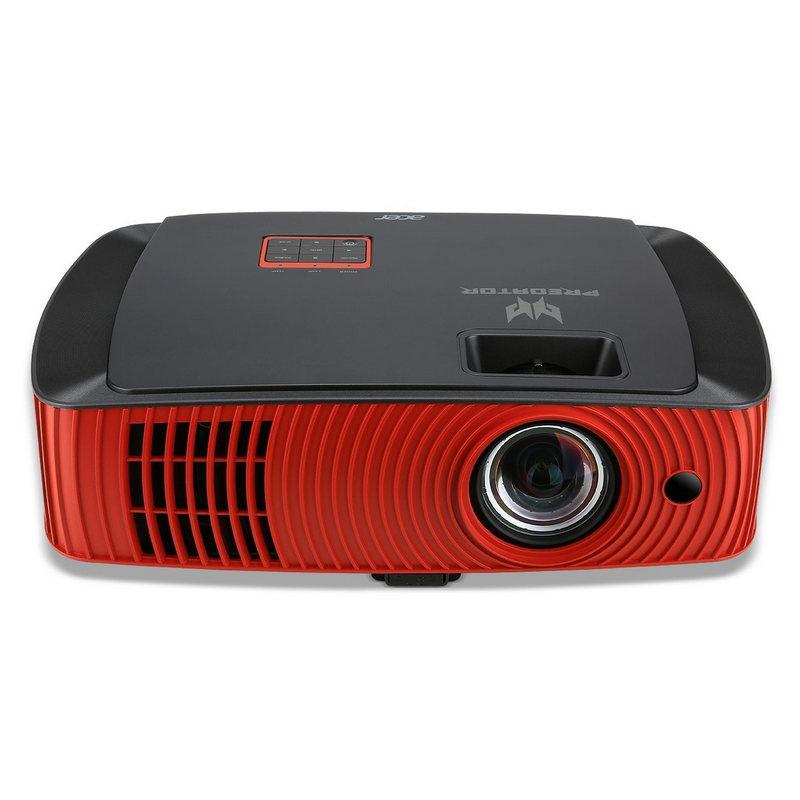 acer predator z650 proyector gaming fullhd dlp 3d 2200 lumenes