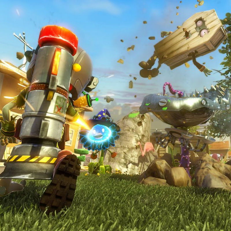 Plants vs zombies garden warfare pc pccomponentes Plants vs zombies garden warfare 2 event calendar