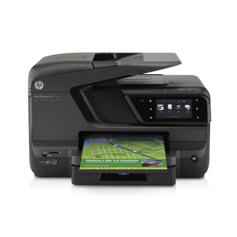 HP Officejet Pro 276DW Multifunción Color WiFi/Fax Dúplex ...