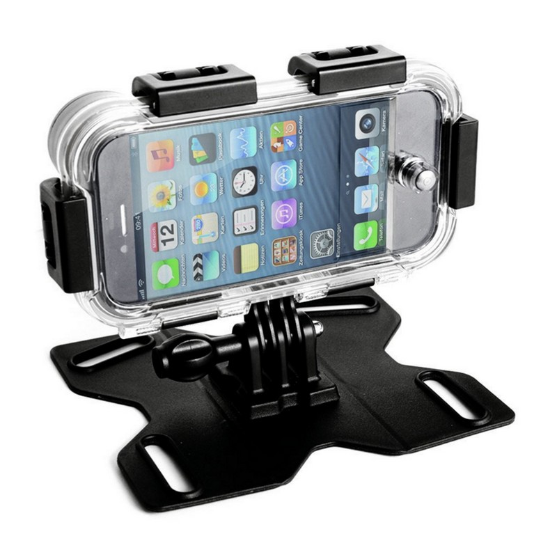 carcasa lente iphone