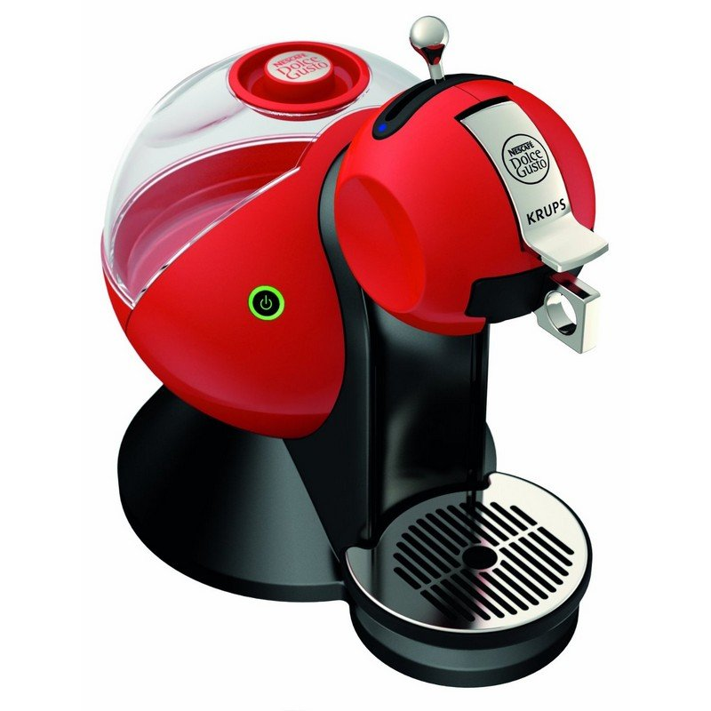 krups melody ii cafetera dolce gusto roja pccomponentes. Black Bedroom Furniture Sets. Home Design Ideas
