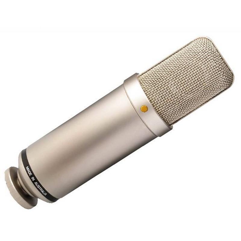 Rode NTK Microfono de Condensador Cardioide  PcComponentes