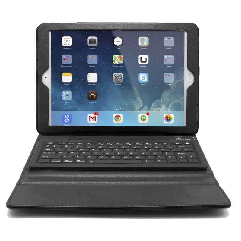 Funda teclado bluetooth para ipad air air2 pccomponentes - Funda teclado bluetooth ...