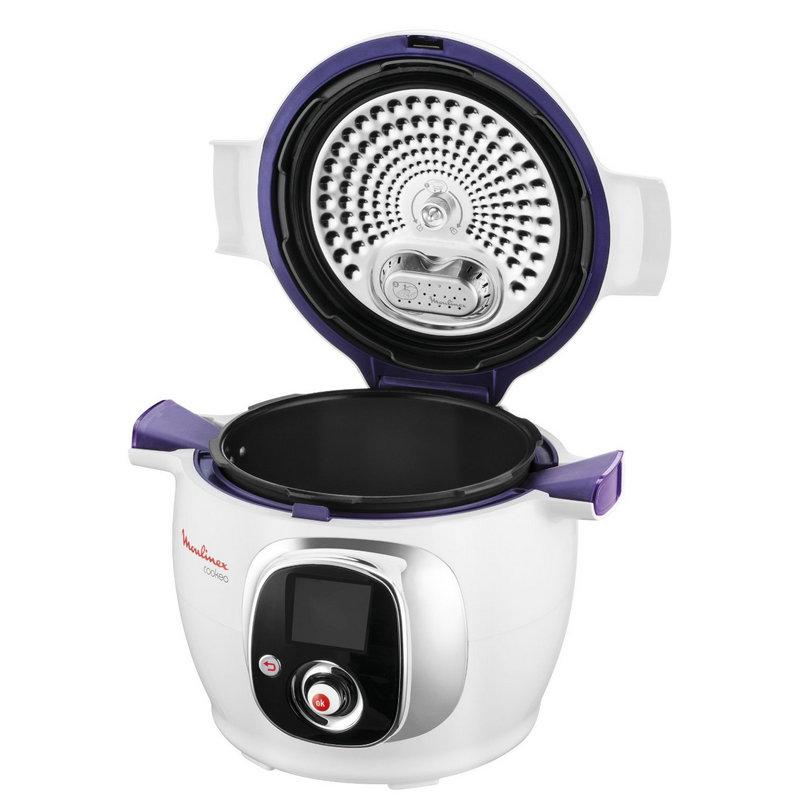 Moulinex cookeo robot de cocina 6l - Robot de cocina moulinex 25 en 1 ...
