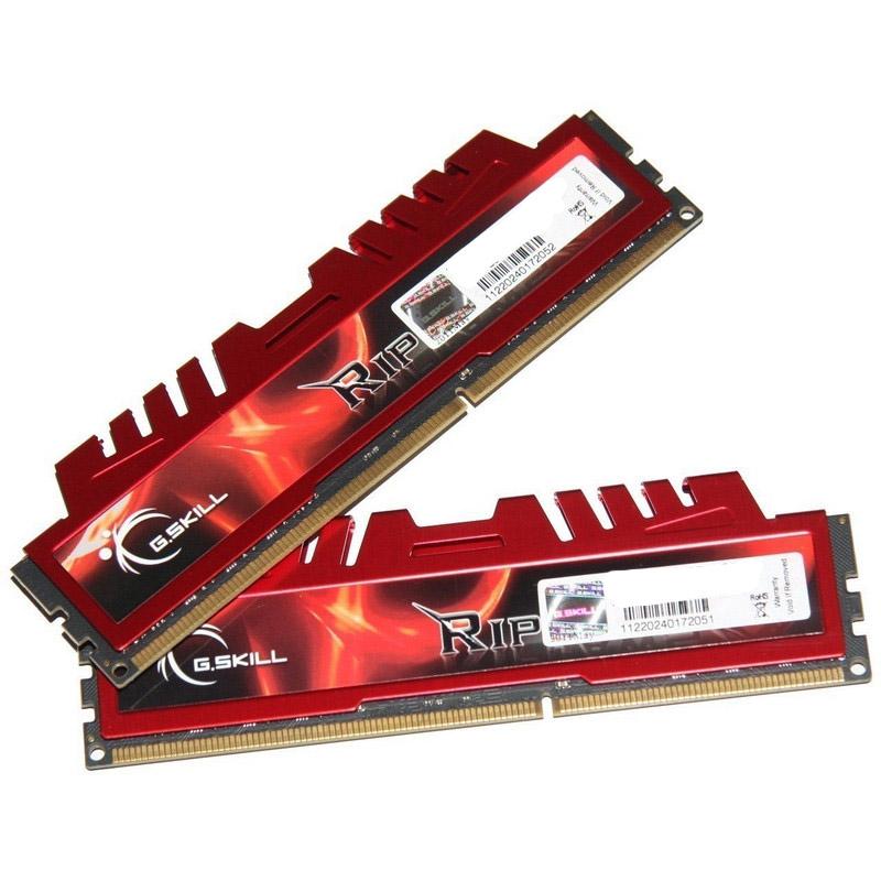 DDR3-2 x 8 GB G.Skill Ripjaws-X F3-2133C11D-16GXL