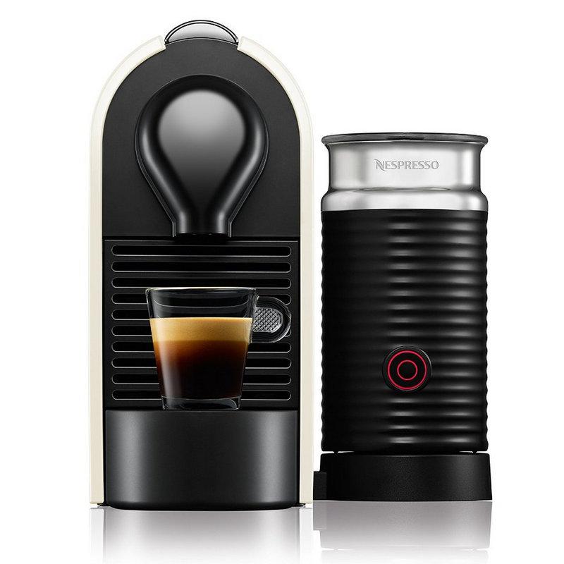 krups nespresso xn2601 u milk blanca pccomponentes. Black Bedroom Furniture Sets. Home Design Ideas