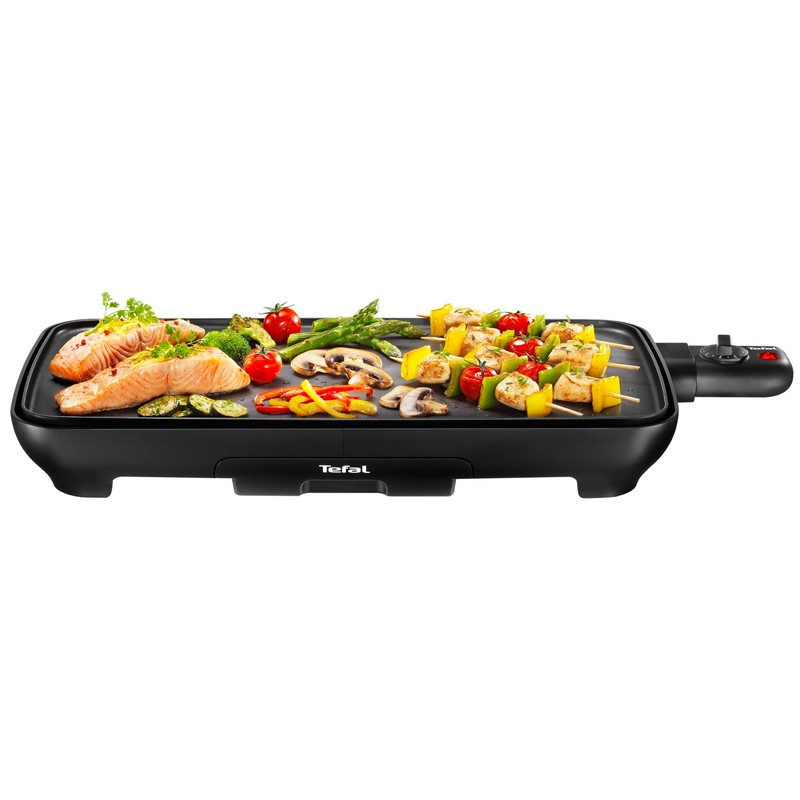 Tefal cb501812 plancha de cocina 2000w pccomponentes - Plancha de cocina ...