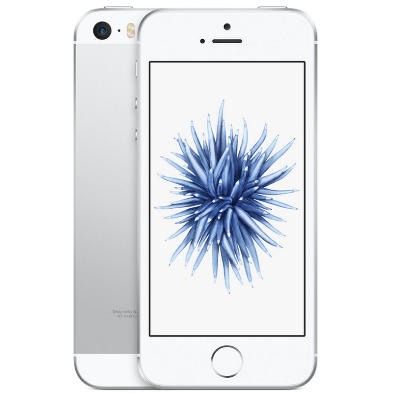apple iphone se 16gb plata. Black Bedroom Furniture Sets. Home Design Ideas