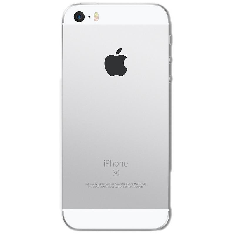 Iphone Se Gb Plata