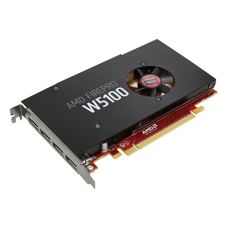 Sapphire AMD Firepro W5100 4GB DDR5 |PcComponentes