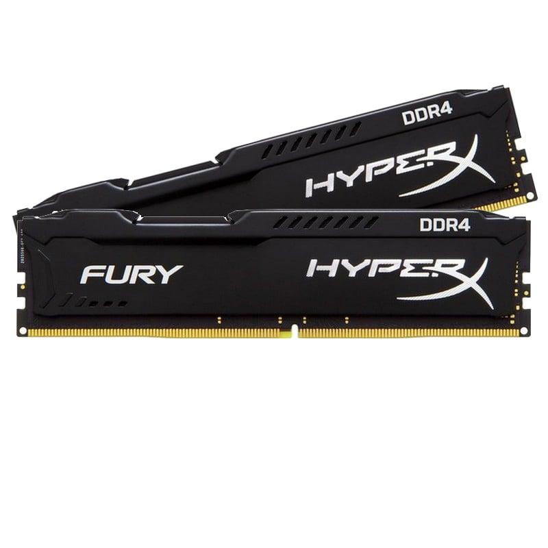 Kingston HyperX Fury DDR4 2400 PC4-19200 16GB 2X8GB CL15