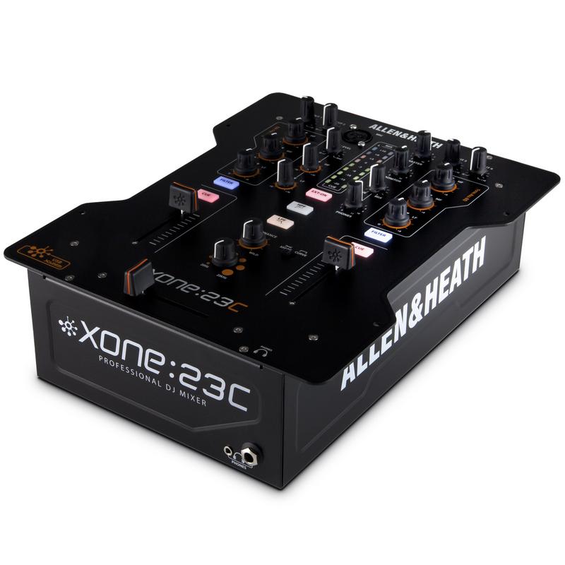 Allen heath xone 23c mesa de mezclas dj 2 canales - Mesa de mezclas 2 canales ...
