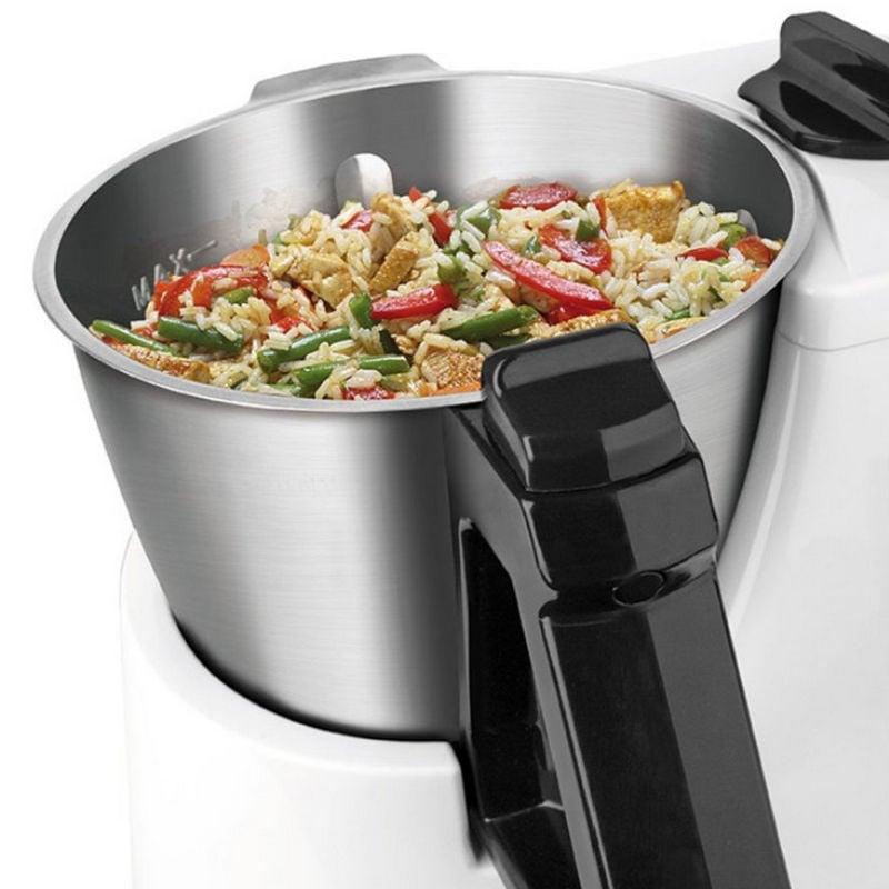 Taurus robot cuisine robot de cocina pccomponentes for Robot de cocina taurus master cuisine