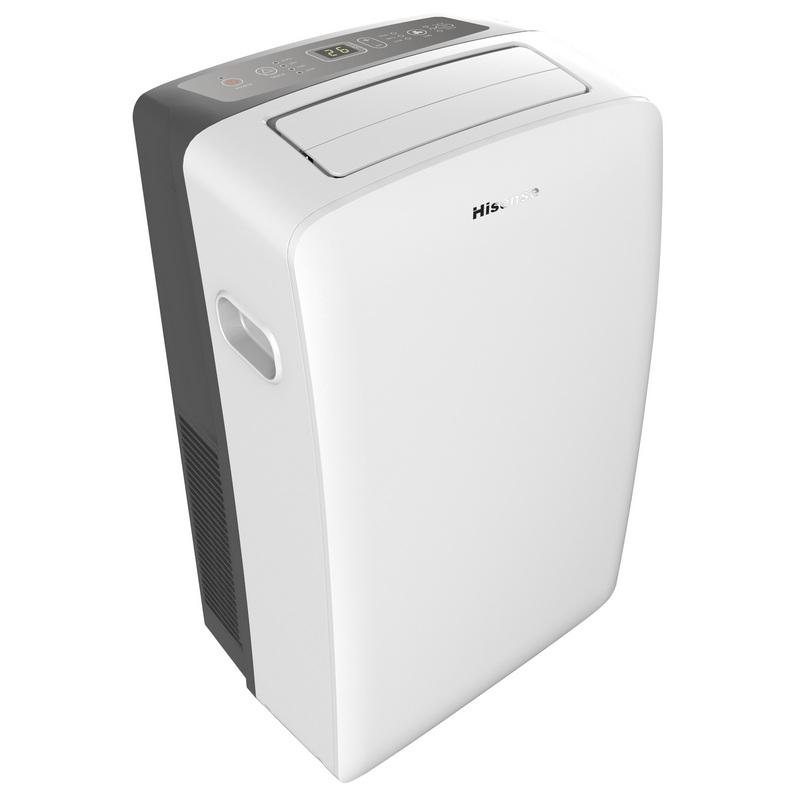 Hisense ap 09dr4sejs aire acondicionado port til for Comparativa aire acondicionado portatil