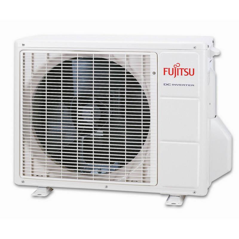 fujitsu asy35uillcc aire acondicionado split con bomba de