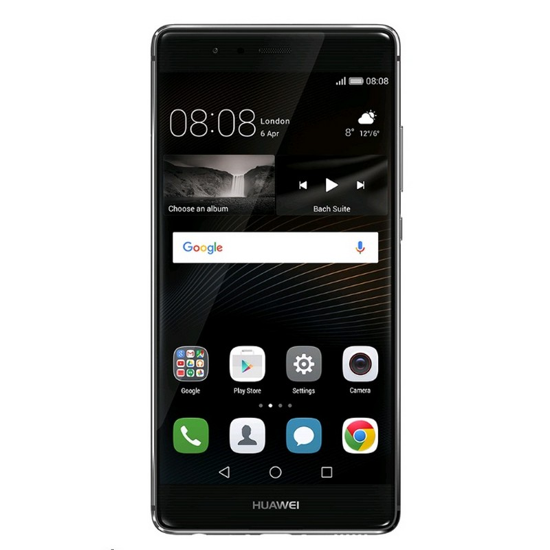 4d252bee16cce Huawei P9 Titanium Grey Libre