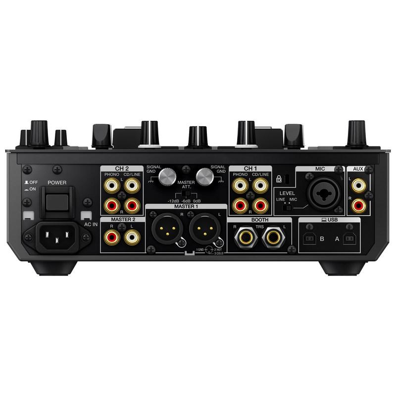 Pioneer djm s9 mesa de mezclas dj 2 canales pccomponentes for Mesa de mezclas dj