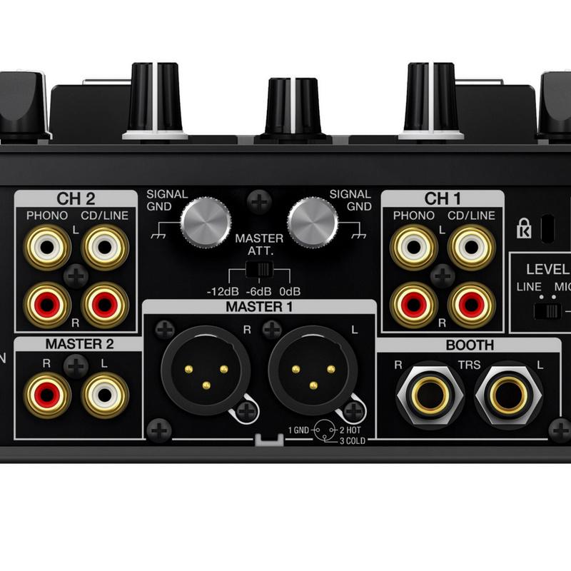 Pioneer djm s9 mesa de mezclas dj 2 canales pccomponentes - Mesa dj pioneer ...