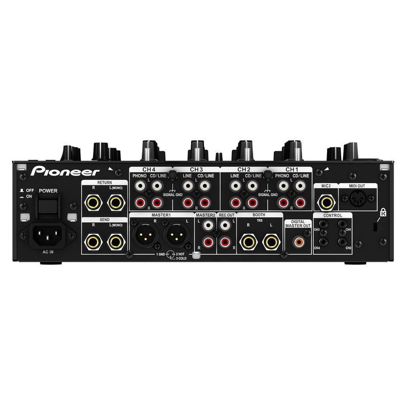Pionner djm 850 mesa de mezclas dj 4 canales pccomponentes - Mesa de mezclas 2 canales ...